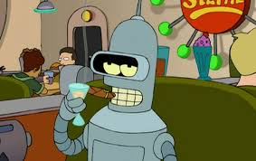 Bender Quotes Simple Futurama' 48 Bender Quotes That Will Help You Be A Better Slacker