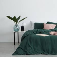designer plain bedding sets made com