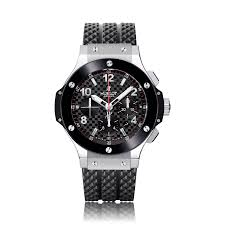 mens hublot watches the watch gallery hublot big bang 44mm steel ceramic watch 301 sb 131 rx