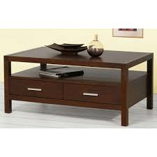 furniture rectangular wooden cherry coffee table with drawer at tables drawers uk 36852459aa0033e21fbeae3da1a