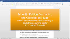 Media Center Laura West Mla Formatting Videos Links And Docs
