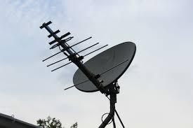 Tv Dish Antenna Are Designed I Turned My Satellite Dish Into A Badass Hdtv Antenna Diy