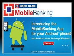 hdfcbank m banking in hdfc bank ppt