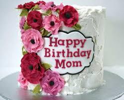 Mom Birthday Cake Google Search Cakes Mom Birthday Mother Birthday