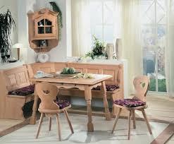Kitchen Table Corner Bench Kitchen Lovely Small Corner Kitchen Table Set Design With L