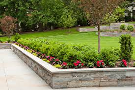 Small Picture Stone Seat Wall by Cording Landscape Design Cording Landscape Design
