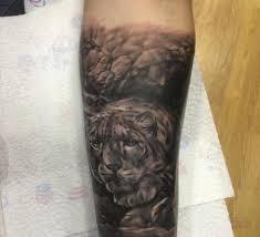 татуировка снежный барс значение эскизы фото и видео Infotattoo