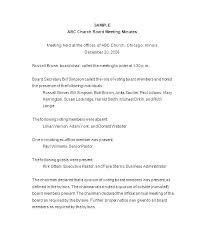 Corporate Meeting Minutes Form Corporate Meeting Minutes Template Free Download Company