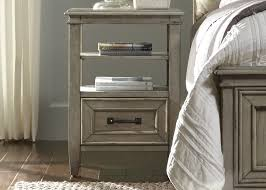 Driftwood Bedroom Furniture Grayton Grove Driftwood Panel Bedroom Set 573 Br Qpb Liberty