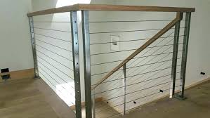 deck railing home depot glass railing system home depot interior railing interior cable railing systems custom made to order in glass railing system home