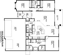 Bedroom Decor 2 Bath House S Single Story Garage Ideas 4 Car Plans Four Car Garage House Plans