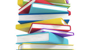 Pile Of Books Colorful And Stock Footage Video 100 Royalty Free