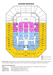 Ed Sheeran Acc Seating Chart Arena Online Charts Collection