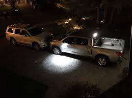 2016 Silverado Puddle Lights 1992 2019 Chevrolet Silverado High Power Led Cargo Lights Pair