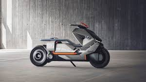 2018 bmw trike. perfect bmw bmw unveils concept link  honda hints at electric scooter for 2018 to bmw trike
