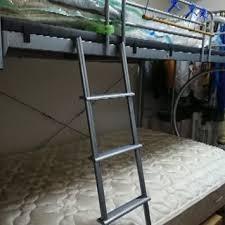 「鉄製 二段ベッド机付き」の画像検索結果