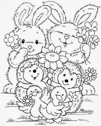 Small Picture Crystal P Fitness and Food Easter Colouring Pages Sicily