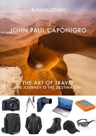 Packing List Awesome Packing List Equipment John Paul Caponigro Digital Photography