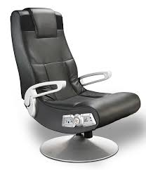 ace bayou x rocker 5127401 pedestal gaming chair wireless black