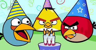 happy bird day to angry birds as it turns 5