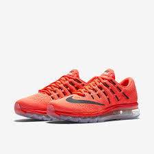 nike running shoes red 2016. women nike air max 2016 bright crimson/university red/bright mango/black, running shoes red