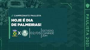 Santo André x Palmeiras: números, estatísticas e curiosidades da partida –  Palmeiras