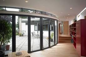 sunflex uk award winning aluminium bifold doors