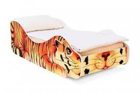 Детские <b>кровати</b>-<b>зверята</b>. Купить <b>кровать</b> в виде диких зверей и ...