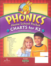 Beginnings K5 Phonics Chart Hs Packet 3Ed (208090) Details - Rainbow ...