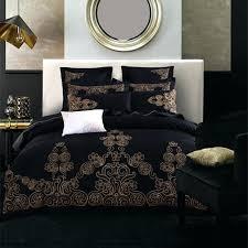 black and white toile king duvet cover black and white super king duvet covers 100cotton luxury