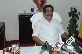 Shri Mullappally Ramachandran, Minister of State in the Ministry of Home Affairs