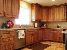 Primitive Kitchen York Cherry Kitchen Cabinets Kitchen Bath Ideas Contemporary