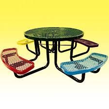 childrens picnic table handicapped tables
