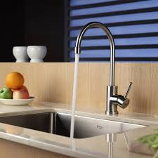 Stainless Steel Faucets Kitchen Kitchen Faucet Kraususacom
