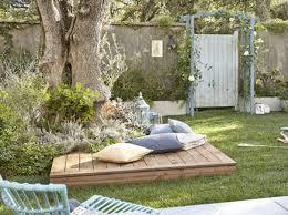 Installez Une Mini Terrasse Jardin Terrasse Pinterest