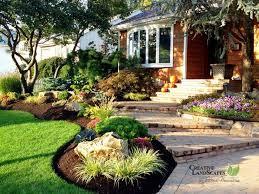 Amazing of Beautiful Home Landscapes Landscape Design Planting Creative  Landscapes