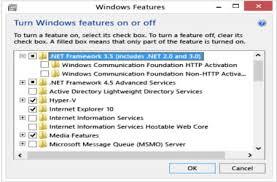 fix net framework 3 5 is missing