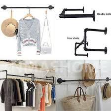 closet storage garment racks