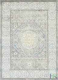 silver ash gray ivory light blue faded oriental distressed modern vintage abstract rug persian carpet pink faded persian rug
