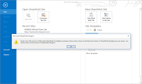 Office 365 Sharepoint Designer