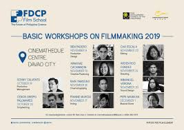 Graphic Design School In Davao Learn Filmmaking From Film Experts With Fdcp Film School In