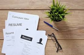 The Differences Between A Curriculum Vitae (Cv) And A Résumé