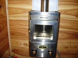 fireplace heater for a tiny house