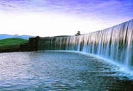 Desktop Wallpaper 3D Nature Waterfall ...