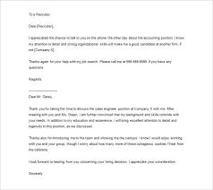 Write a Thank You Letter to Your Recruiter