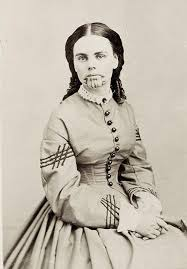 pioneer woman 1800s hair. olive oatman, the pioneer girl abducted by native americans who returned a marked woman 1800s hair