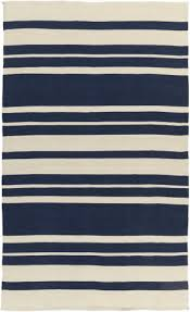 navy and white striped rug at rug studio navy striped area rug