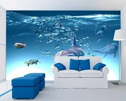 3d Kamer Behang Custom Muurschildering Non Woven Muursticker 3 D