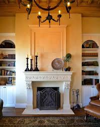 houzz fireplace fireplace mantels living room contemporary with white trim modern display and wall shelves houzz