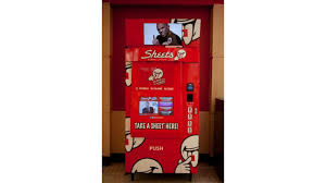 State Of The Art Vending Machines Impressive Sheets™ Energy Strips Invades Malls With Launch Of StateoftheArt